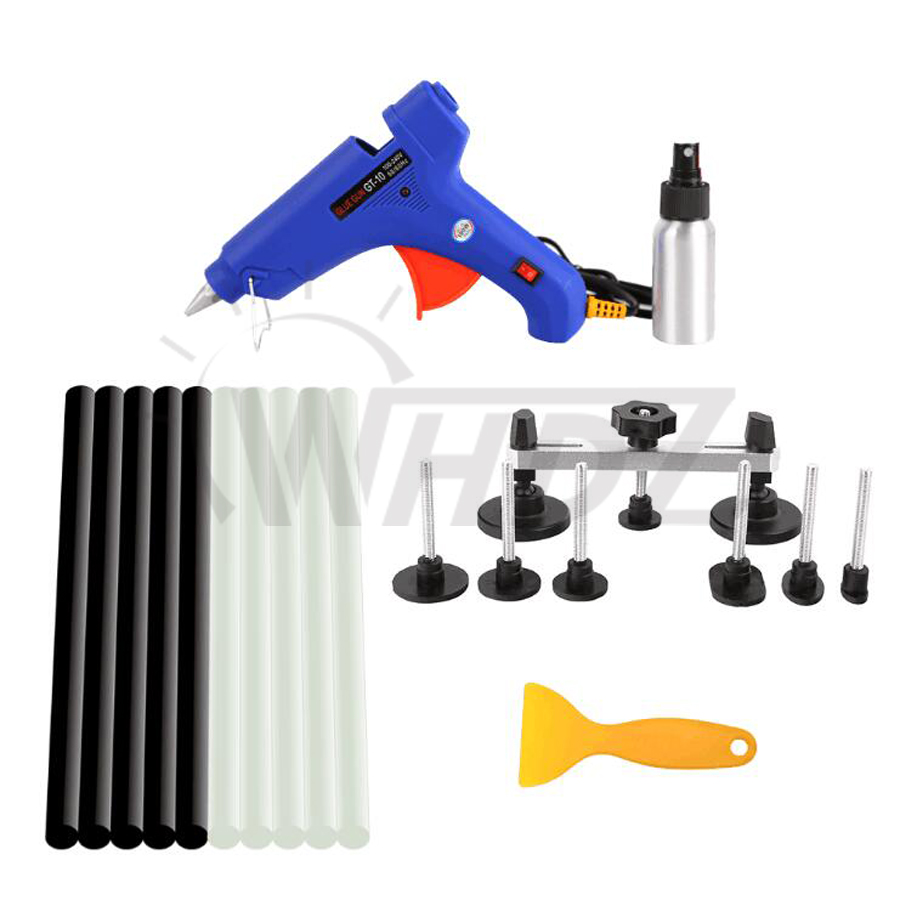цена на WHDZ PDR Tools Dent Puller Pulling Bridge Glue Gun PDR Hot Melt Glue Sticks Dent Removal Paintless Dent Repair Tools