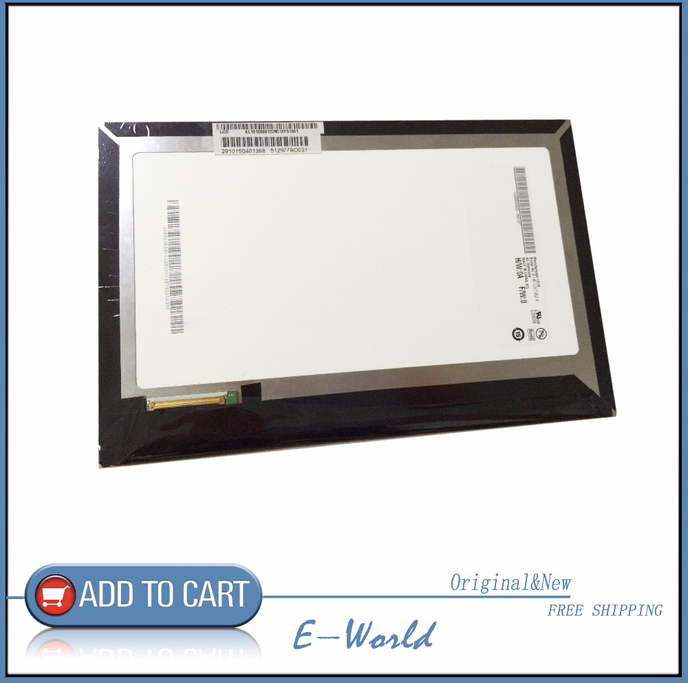 Original and New 10.1inch LCD screen B101UAT02.2 B101UAT02 for A700 tablet pc free shipping original and new 10 1inch lcd screen 150625 a2 for tablet pc free shipping