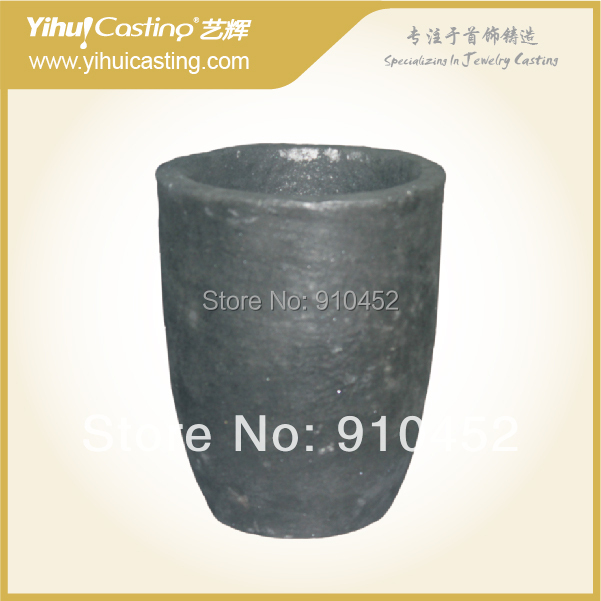 5kg aluminum copper melting crucible, clay graphite crucible, for metal melting