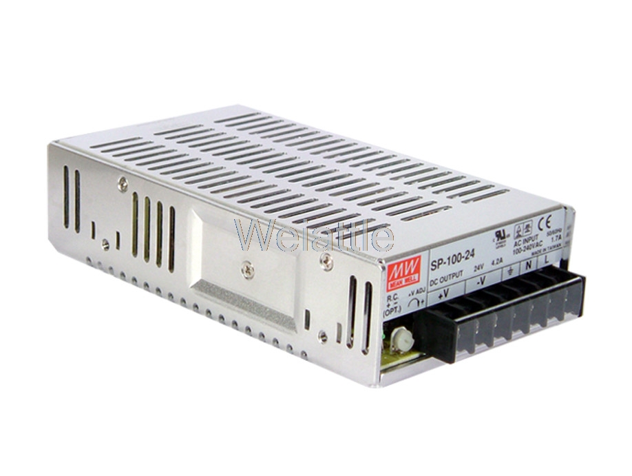 MEAN WELL original SP-100-5 5V 20A meanwell SP-100 5V 100W Single Output with PFC Function Power SupplyMEAN WELL original SP-100-5 5V 20A meanwell SP-100 5V 100W Single Output with PFC Function Power Supply