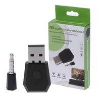 USB адаптер Bluetooth передатчик для PS4 Playstation Bluetooth 4,0 гарнитуры Наушники приемник ключ