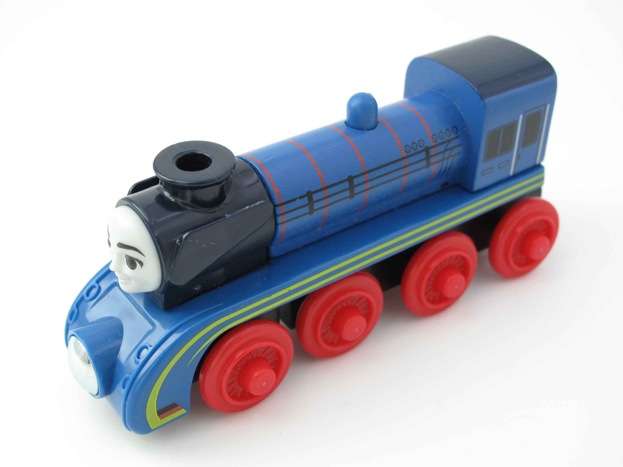Wooden Thomas Train T059W FRIEDA Thomas And Friends Trackmaster Magnetic Tomas Truck Car Locomotive Engine Railway Toys for Boys