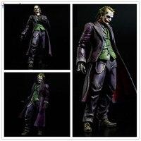 Batman Joker Action Figure Play Arts Kai 260MM Anime Model Toys Batman Playarts Joker Figure Toy