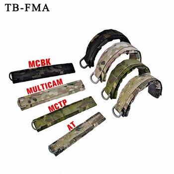 TB-FMA Beste Taktische Headsets Stirnband Abdeckung Multicam Für Airsoft Jagd Taktische Headsets Zubehör Aktualisieren Kostenloser Versand