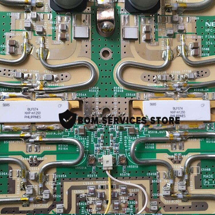 2 шт. BLF574 HF/VHF мощный LDMOS транзистор с доска высокое качество