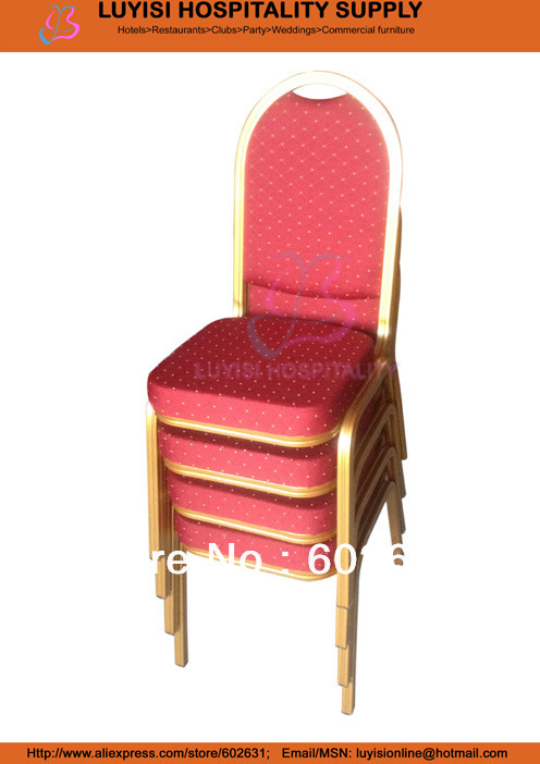 Stacking Aluminum Banquet Chair