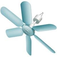 مروحة صغيرة مروحة كهربائية كبيرة الرياح غرفة نوم طالب ناموسية سرير كتم 6 أوراق توفير الطاقة|مراوح|الأجهزة المنزلية -