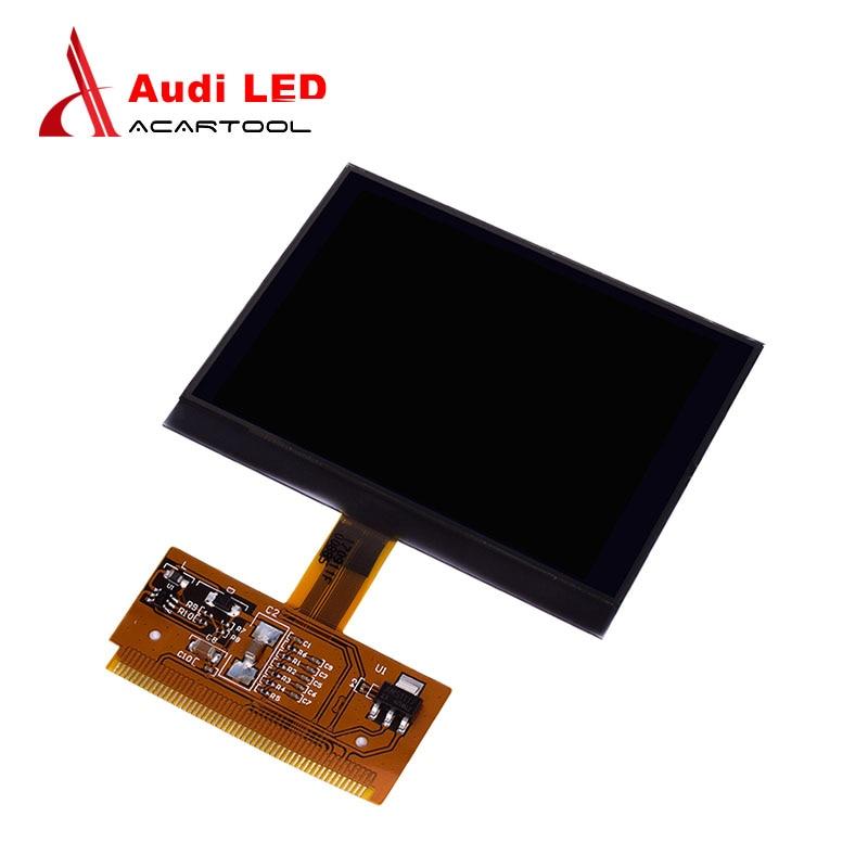 Best LCD Display For Audi A3 A4 A6 S3 S4 S6 VDO for Audi/VW VDO LCD cluster Black New LCD Instrument Cluster Repair For Audi mac lightful c увлажняющий лосьон спрей lightful c увлажняющий лосьон спрей