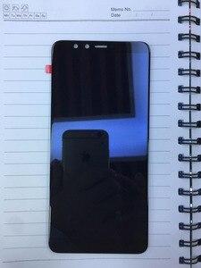 Image 4 - 5.93 Full Lcd scherm + Touch Screen Digitizer Vergadering Voor Huawei Y9 2018 FLA L22 FLA LX2 FLA AL00 FLA LA10 FLA LX1 Originele Lcd