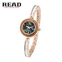 read r88063 Ladies Gold Watch Women Famous Brand Minimalist Mesh Simple Geneva Watch Women Waterproof Role Quartz Watch gifts