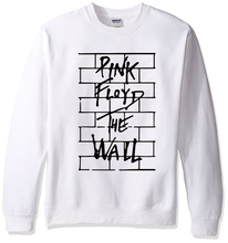 Sweatshirt spring winter 2017 men's sportswear Pink Floyd The Wall printed O-neck fleece hoodies men hot sale tracksuits hip hop