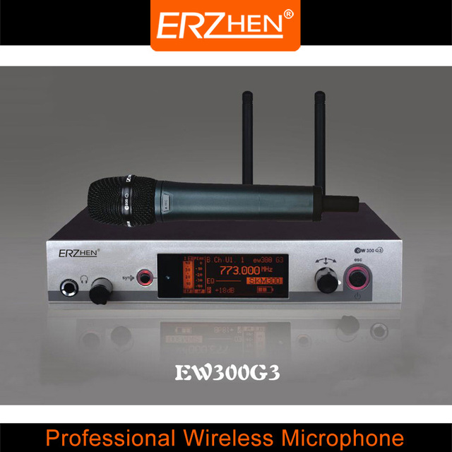 R-EW300G3 professional single channel UHF wireless microphone KTV family dedicated microphone 1 microphones can be OEM