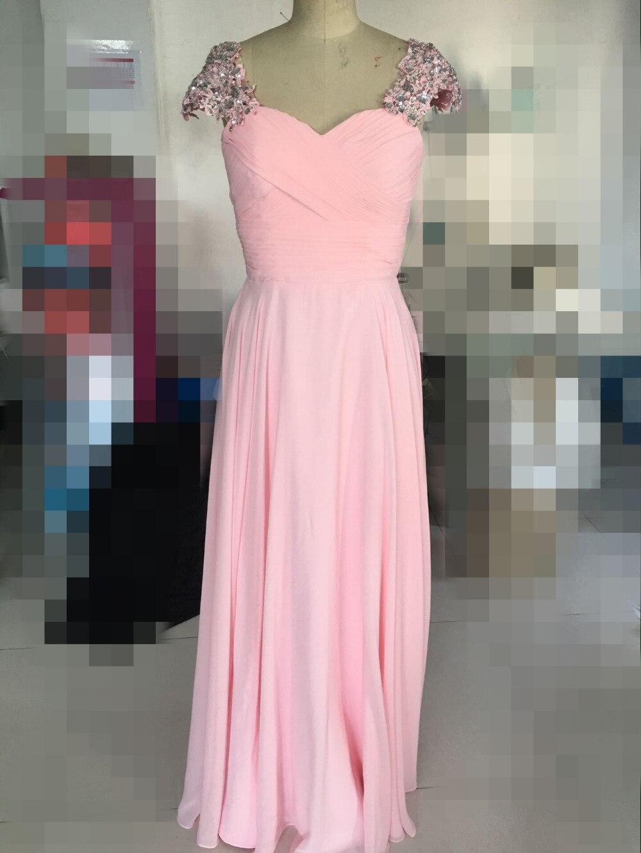 Magnífico Vestidos De Dama Impresionante Festooning - Colección de ...