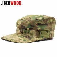 94cf0f990dc Men tactical camo Cap Hat Army Force Camouflage caps jungle hunting cap  Security Law Enforcement Patrol