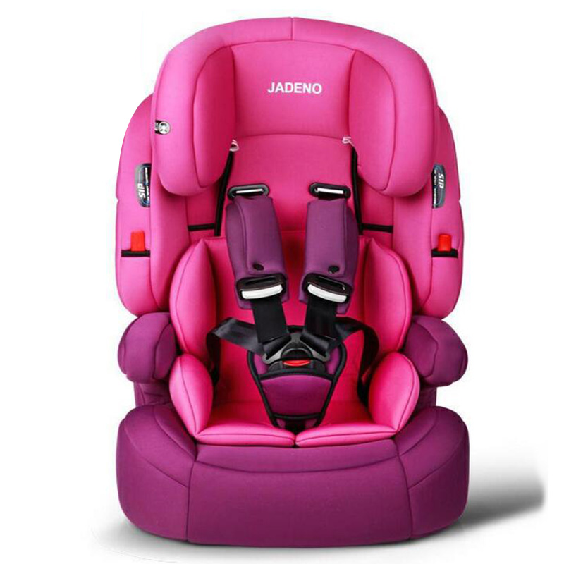 Baby Infant Car Seat Child Car Seat Portable Car Safety Seat for Kids 9 Months-12 Years Old Child Protection Baby Sitting Chair outdoor rock climbing rappelling mountaineering full body safety harness wearing seat belt sitting bust protection gear