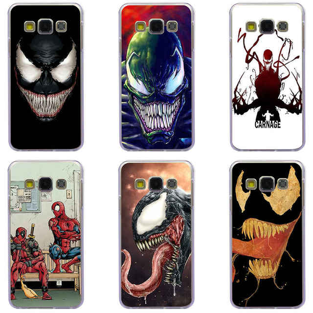 custodia samsung a3 2017 spiderman