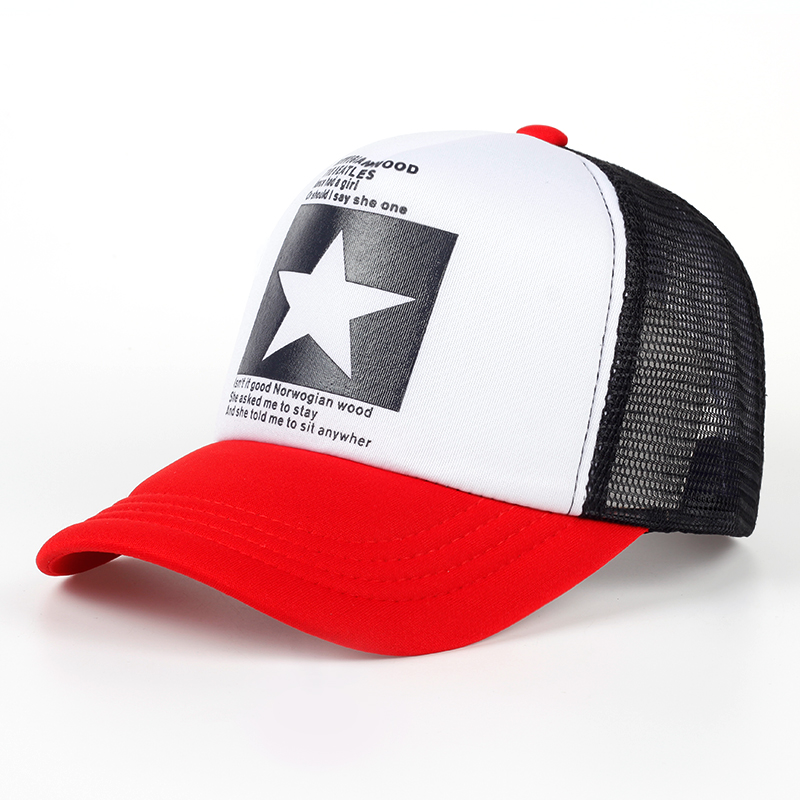 YUNICA Brand New 100% cotton casual Baseball Cap 2017 Hat Adjustable men leisure hat gorras stamp stars peaked cap wholesale hot sale adjustable men women peaked hat hiphop adjustable strapback baseball cap black white pink one size 3 colors dm 6