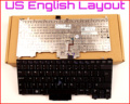 New Keyboard US English Version for Dell Latitude E4310 0P6VGX PK130AW2A00 C0YTJ Laptop With Pointstick