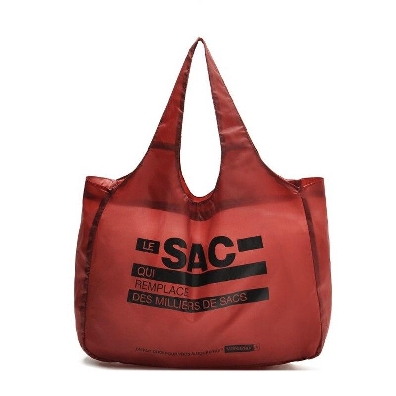 it's-yiiya-casual-style-foldable-nylon-font-b-shopping-b-font-bags-burgundy-color-letters-pattern-handbags-font-b-shopping-b-font-bag-shoulder-bag-ljj028