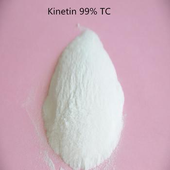 Wysokiej jakości niska cena 50 gram 6KT kinetyny 6-furfurylowego aminopurine roślin podział komórek środek niska cena tanie i dobre opinie Roślin żywności 525-79-1 C12H11N5 FM007 214-927-5 Cell Division Agent For Fruits and Crops 98 -99 Granulowany Kinetin 6-Furfurylaminopurine 6-KT
