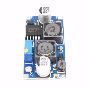 Image 4 - 50PCS XL6009 DC DC  Booster module Power supply module output is adjustable Super LM2577 The largest 4A current