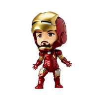 GSC Nendoroid 505 Cute 4 Iron Man Mark7 Marvel Avengers Boxed PVC Action Figure Model Collection