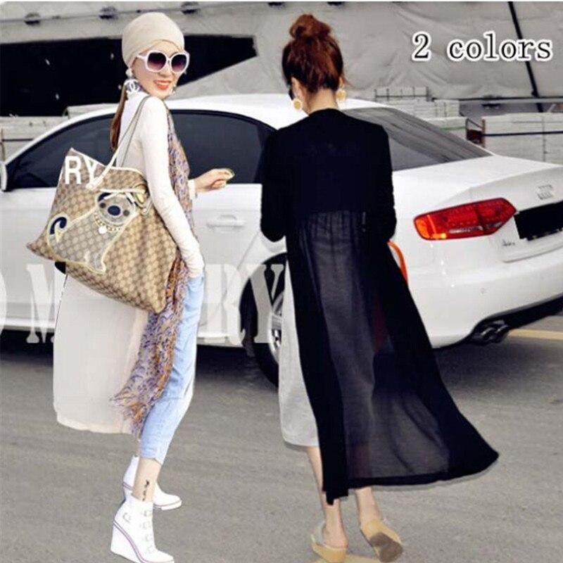 Blusa Feminina Womens Kimono Cardigan Long Blouses Tops Patchwork ...