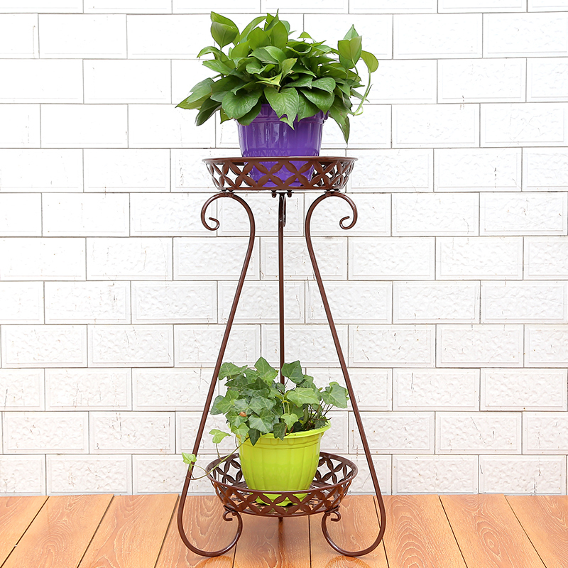 European style modern plants garden iron metal living room indoor balcony decoration shelves green flower shelf flowerpot rack european standard 25ft home garden flexible natural latex water pipe green