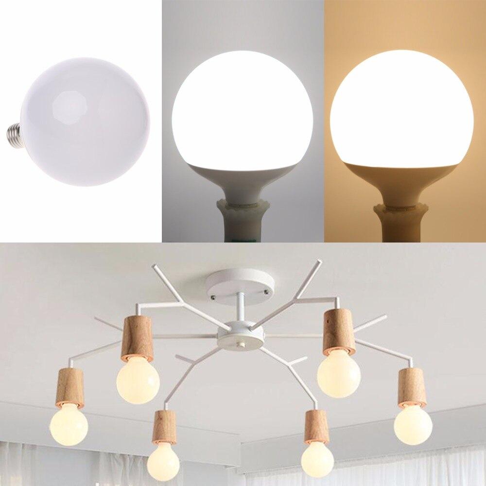 HNGCHOIGE Energy-saving 15W E27 G125 85V-265V LED Bulb Constant Current Spotlight Light 360 3000K-6500K High Brightness