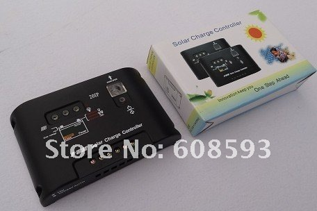 FREE SHIPPING! -15A PWM 12V/24V- Solar charge Controller Solar regulator for solar battery charger solar energy Factory price!!!
