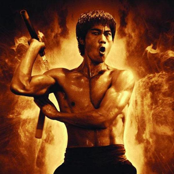 Aliexpress.com : Buy Bruce Lee Kongfu Foam Padded Nunchaku Dragon ...
