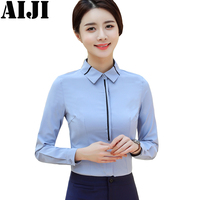 Plus Size 4xl Elegant Formal Blusas Femininas Fashion Women S Spring Summer Blouses Long Sleeve Shirts