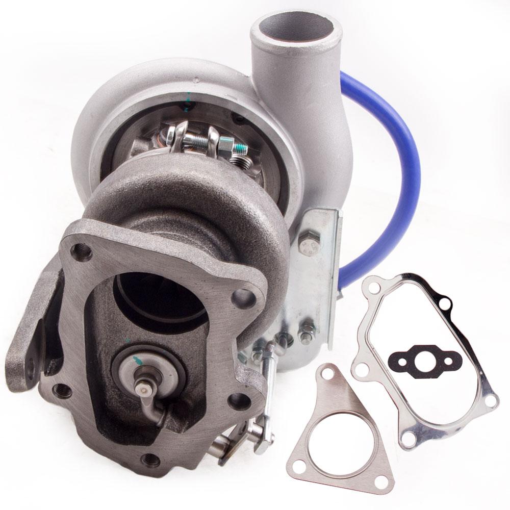 TD05H 20G Turbo Charger for 02-07 WRX/STI SUBARU IMPREZA GC8 GDB EJ20 EJ25 TD05-20G 420BHP Compressor Turbine Balanced Engine hosingtech for subaru impreza wrx grb ej25 07 ver 10 silicone turbo kit