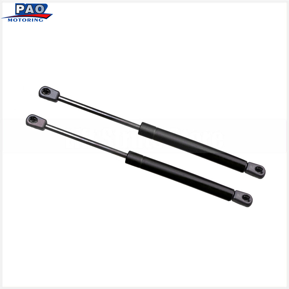 2pc/ Set Rear Trunk Lift Supports Struts Spring Shock Fit For Chrysler TC Maserati 1989 - 1991 OEM SG314039,6440 car cover part