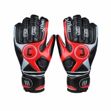 Professional soccer gloves