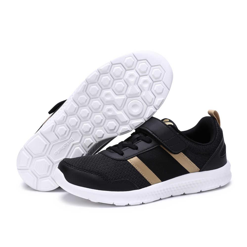 Balabala 2018 חדש מותג נעלי ריצה לבנים ילדי ספורט נעליים לנשימה רשת ילדי בנות סניקרס אור-משקל הנעלה
