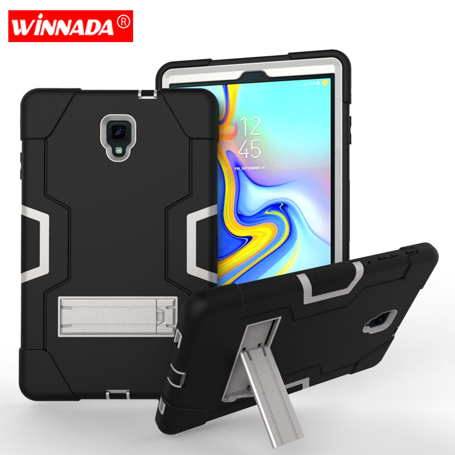7d87b4a42c5 Non-toxic kids tablet case for Samsung Galaxy Tab A A2 10.5 inch 2018 SM  T590 T595 T597 Shockproof Armor hard cover