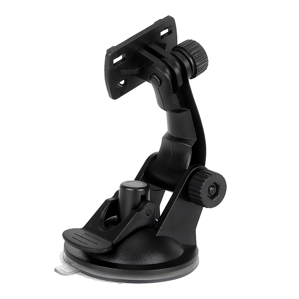Portable Windshield Bracket Adjustable Auto Mounts For Car GPS Recorder DVR Camera Phone Holder 360 Degrees Steering
