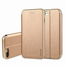 Для iPhone 6 6S 7 Plus Роскошные Флип Бумажник Кожаные чехлы для Samsung Galaxy S7 край S8 плюс стоять крышка 2017 Neo Мода
