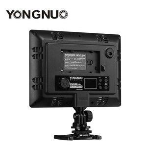 Image 3 - YONGNUO YN 300 YN300 Luft Kamera LED Video Licht Panel Auf Kamera 3200 karat 5500 karat mit Batterie Ladegerät für canon Nikon Live Stream