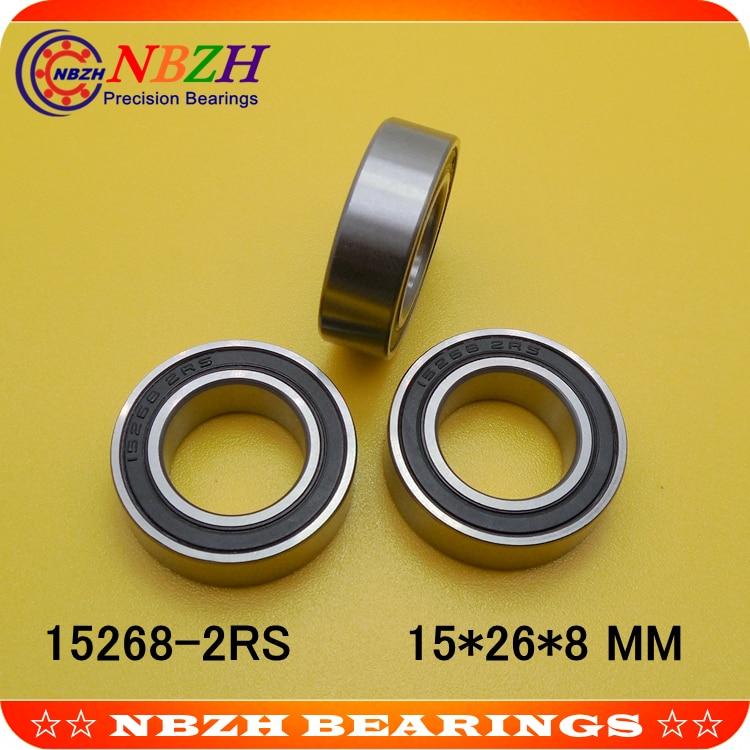10pcs Shielded Model Flange Bearing 2.5 x 6 x 2.6mm F682Xzz