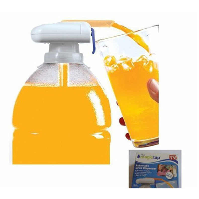 Hot Sale Automatic Pumping Unit Drinking Water Machine Automatic Water Drink Beverage Dispenser Spill Proof Magic Tap