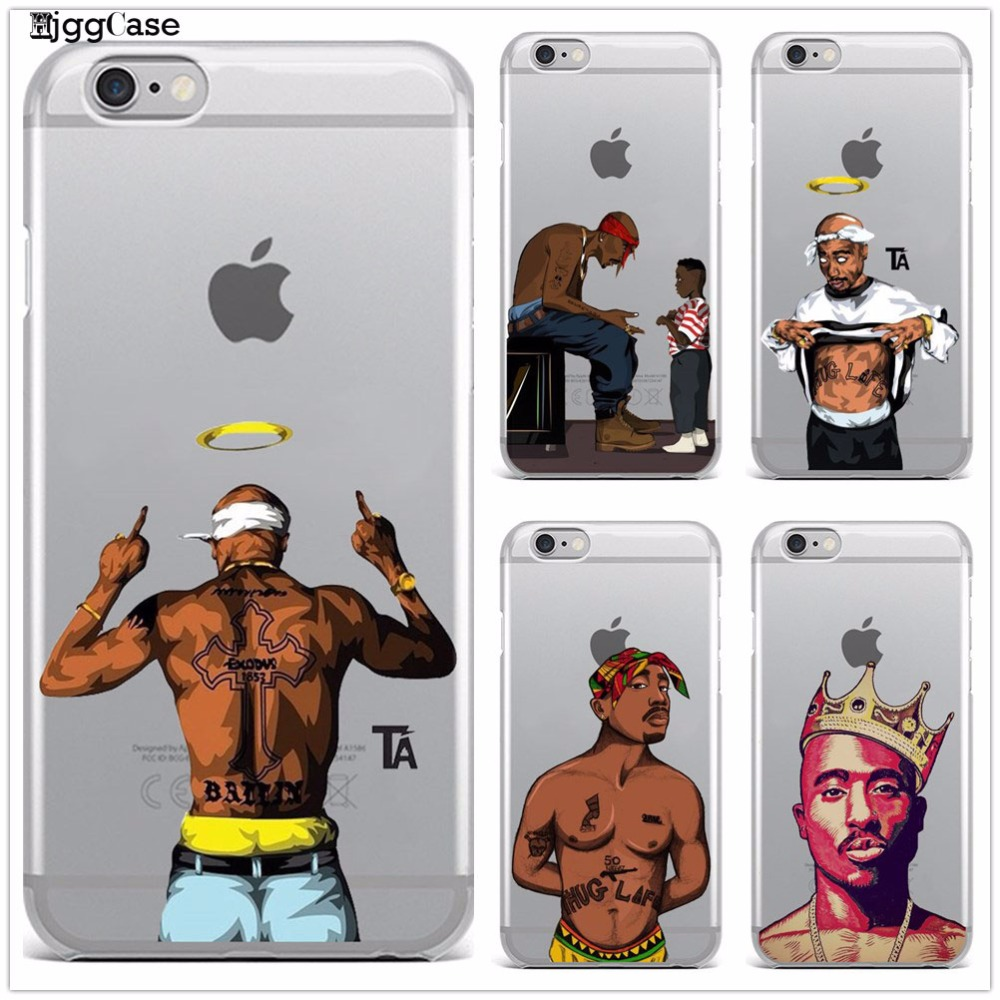 coque iphone 6 tupac