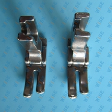 STRAIGHT SEAMING PRESSER FOOT  for Singer 20U Zig-Zag Industrial Sewing Machines#505643 (2 PCS)