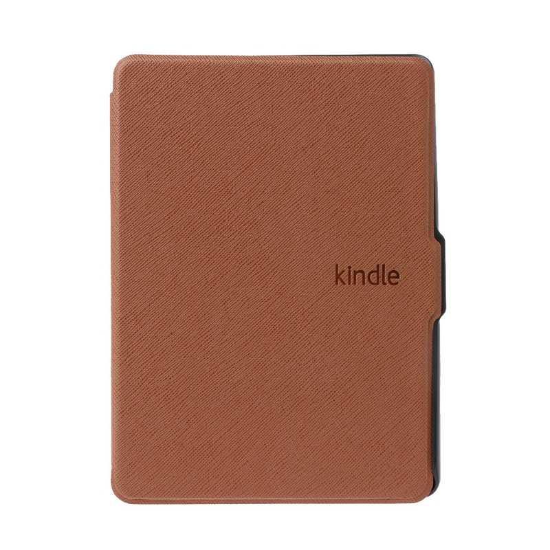 Искусственная кожа откидная крышка устойчивый планшетный чехол для Amazon Kindle 8th поколения 2016