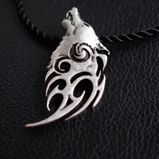 New design howling wolf pendant viking wolf men necklace celt new design howling wolf pendant viking wolf men necklace celt necklace jewelry sanlan mozeypictures Choice Image