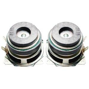 Image 5 - 2 pièces 2 POUCES 52 MM Mini Audio Haut parleurs Portables 8 Ohms 15 W Gamme Complète Haut Parleur Multimédia Subwoofer bricolage Pour Système de Son Home Cinéma