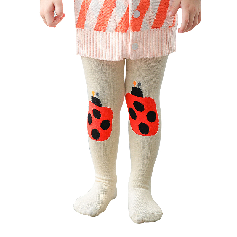Autumn Winter Baby Girls Boys Tights Lovely Stockings Cotton Pantyhose Toddler Print Tights Pants 20 Kinds of Style