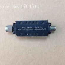 [Белла] K& L 7FV10-5235/U1200-OP/o 4.7-5.8 ГГц rf СВЧ полосовой фильтр SMA