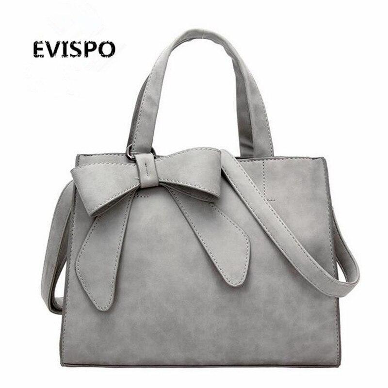 ФОТО 2017 Hot Selling Solid Women Handbags PU Leather Shell Woman Shoulder Bags Travel School Work Practice Female Handbag